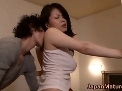 Miki Sato nipponjin olgun kız