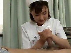 Hottest Japanese chick Yukiko Suo in Super-naughty Handjobs JAV scene