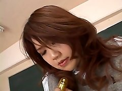 SCHOOLTEACHER PLAYS WITH SCHOOLGIRL -- mdm