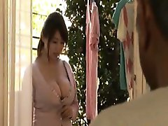 Busty Asian Step Daughter