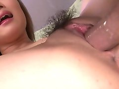 Asian MILF Gets An Internal-Cumshot - Dreamroom Productions