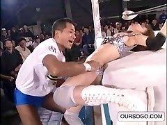 Sex Wrestling Challenge Bowl