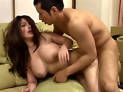 Hottest Chinese chick Mako Oda in Fabulous big tits, wife JAV vignette