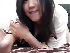 Korean Teen Scorching Cam Chat
