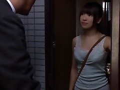 Eksootiline Jaapani hoor Satomi Nomiya, Izumi Harunaga, Haruna Ayane aastal Kuumim oldie, college JAV stseen