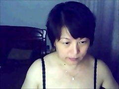 Chinese  nymph on webcam