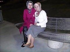 Türkisch Arabisch-asiatischen hijapp mix ph-Wert