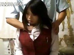 candid von OL-massage 03