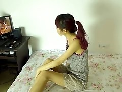 Amateur Asian Nylon FJ