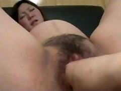 Japanese inexperienced pregnant women Fist