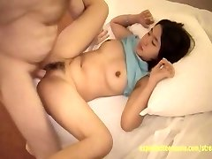 Off The Hook Scene Nat Vietnamese Teen With Massive Bosoms