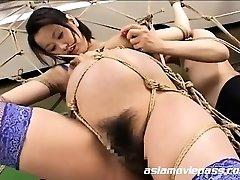 Bisarre Gravid Fetish Bondage Fuck AV