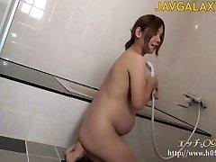 Sexy Gravide Japansk MILF - Del 1