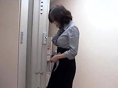 Naughty asian slut nailed by massagist in sexy voyeur movie