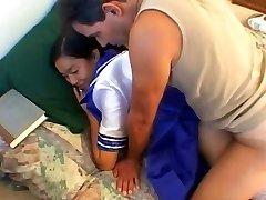 Asian Schoolgirl Bellows of Pleasure xLx