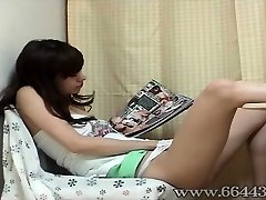 Slender asian babes taken by hidden camera.