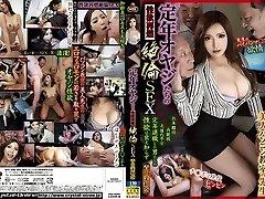 Best Japanese slut Marina Aoyama in Kinky cuni, gangbang JAV video