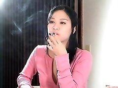 Cailen喫煙