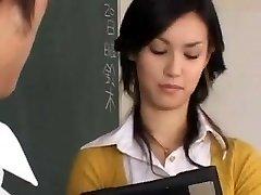 Maria Ozawa-hot lecturer having hump in school