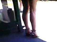 High Heels Japanese Teenage