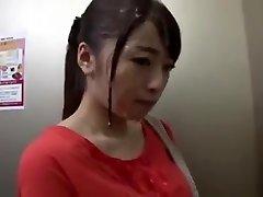 Publick Bukkake Japonski Dekle