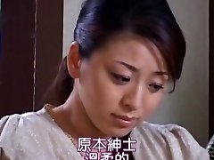 Busty Mom Reiko Yamaguchi Gets Drilled Doggy Style