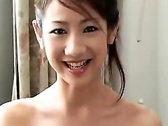Sexy Asian girlfriend blowjob and rigid