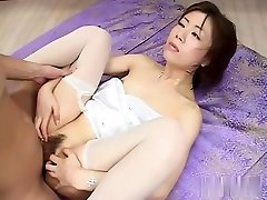Hottest Japanese chick in Crazy JAV uncensored Co-ed movie