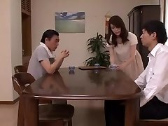 neglected housewife tempted by daddy in-law