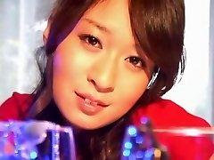 Exotic Japanese chick in Stellar Threesomes, Close-up JAV tweak