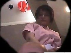 She is from ASIA-MEET.COM - Chinese waitress upskirt 1