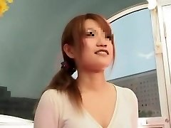 Exotic Japanese whore in Hottest Diminutive Tits, MILFs JAV clip