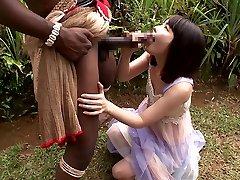 Kanon Tachibana in Kanon Blows The Tribes Chieftain - TeensOfTokyo