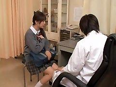 실 gyno 성 비디오와 함께 아시아 slut 에 의해 검사를 곱사