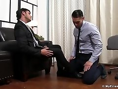 Alex and Rego love free time with feet fetish and masturbating