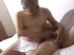 Japanese old man 63