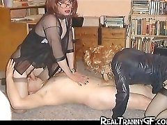 Ladyboy GFs and Teen Crossdressers!