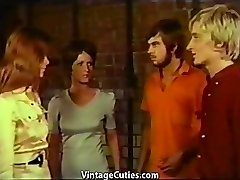 Disastrous Tryouts for Pounding Hot Teenage Girls (Vintage)