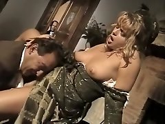 Hottest Cuckold, Blonde gonzo scene