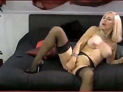 unbelievable ash-blonde babe pt3 from Camshoots. com