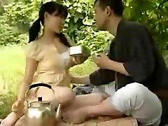 نوجوان چینی زن و شوهر