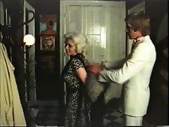 Blonde cougar has sex with gigolo - antique