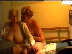 80yo Grandmother - Clasic Vintage Video