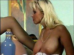 German pee orgy