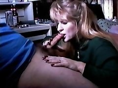 QueenMilf Vintage BJ 1996 with swallow (Total)