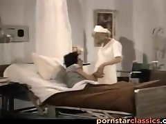 Crystal Lake in nurse role porked xxx by her patient