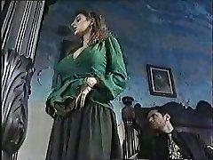 Sexy chick i klassisk porno film 1
