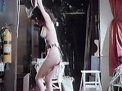 Retro Eighties Restrain Bondage Handcuffs & Walkman