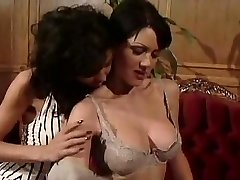 Jeanna Fine and Anna Malle Lezzie Scene