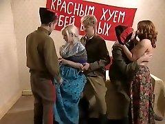 russe vintage sexe orgie partie 1